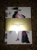 Christian Lacroix notebook