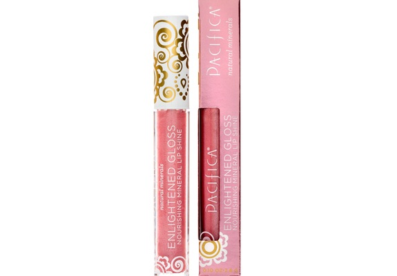 Pacifica Enlightened Gloss in Beach Kiss