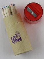 LitCube Colored Pencil Set