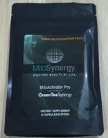 MitoSynergy 8-Day Rejuvenation Pack
