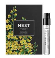 Nest Citrine Eau de Parfum Sample