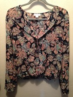 In Clover blouse from Golden Tote-Large
