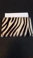 1951 Maison Francaise Card Holder - Zebra