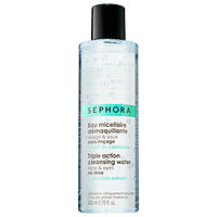 Sephora Triple Action Cleansing Water