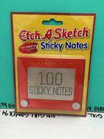 100 Etch-A-Sketch Sticky Notes