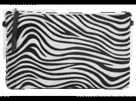 1951 Maison Francaise Zebra Clutch