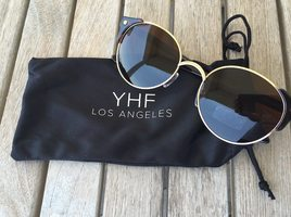 YHF Los Angeles Cashton Brown Sunglasses