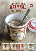 Bobs Red mill gluten free oatmeal cup