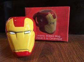 Iron Man mini mug