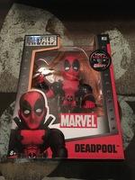 Deadpool Diecast Metal Figure