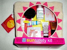 Sephora Favorites Ltd Edition 16 Piece Sun Safety Kit