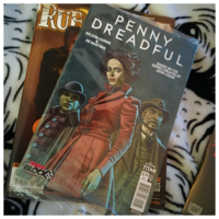 Variant Cover Penny Dreadful Graphic Comic Issue #01
