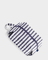Baggu Medium 3D Zip in Sailor Stripe