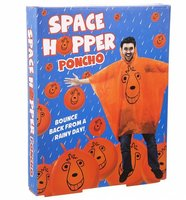 Space Hopper Poncho
