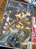 Battlestar Galactica Comic Book