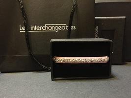 Les Interchangeables Pink Swarovski Crystal Bracelet