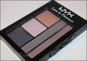 NYX Love in Florence - Gelato for Two