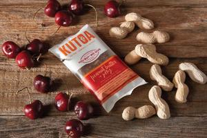 Kutoa Peanut Butter and Jelly Snack Bar